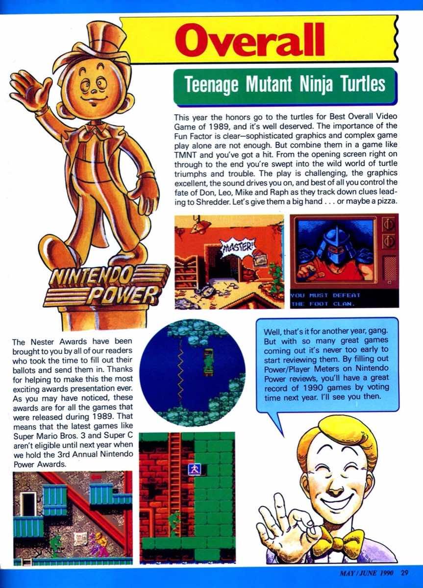 Nintendo Power | May June 1990 | p029