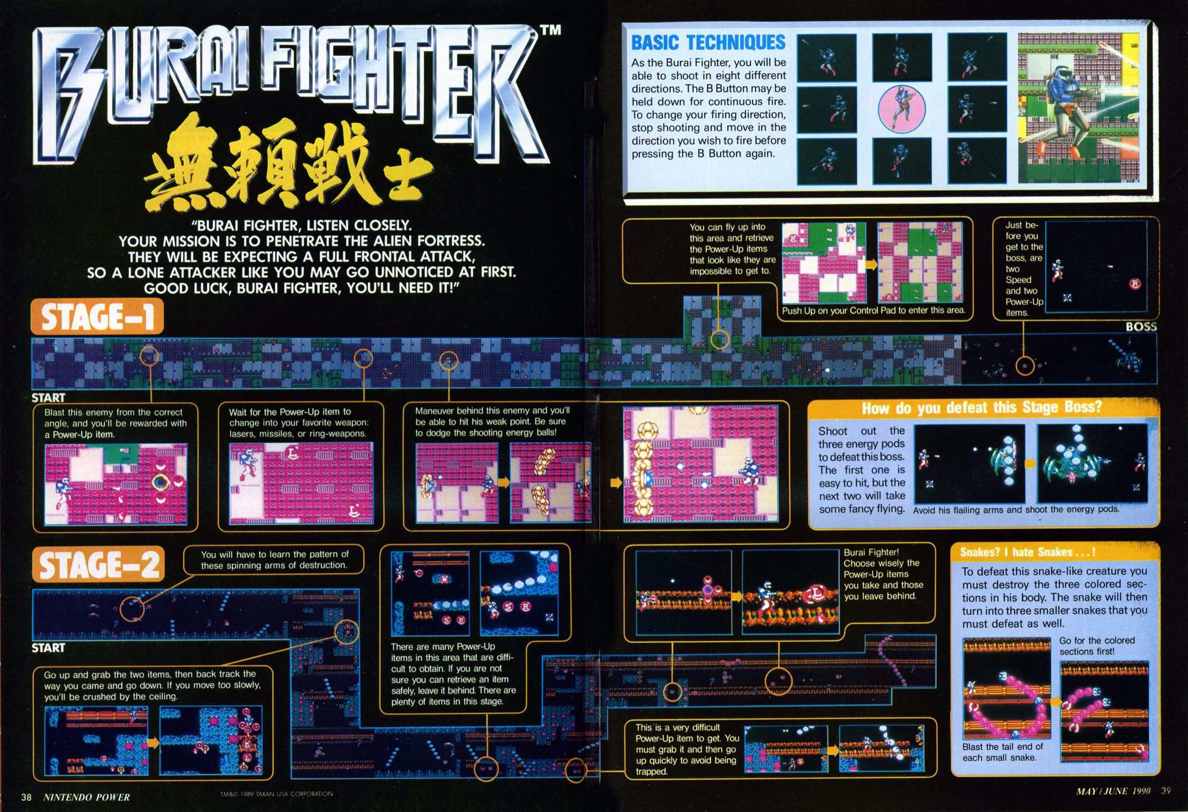 Nintendo Power | May June 1990 | p038-039