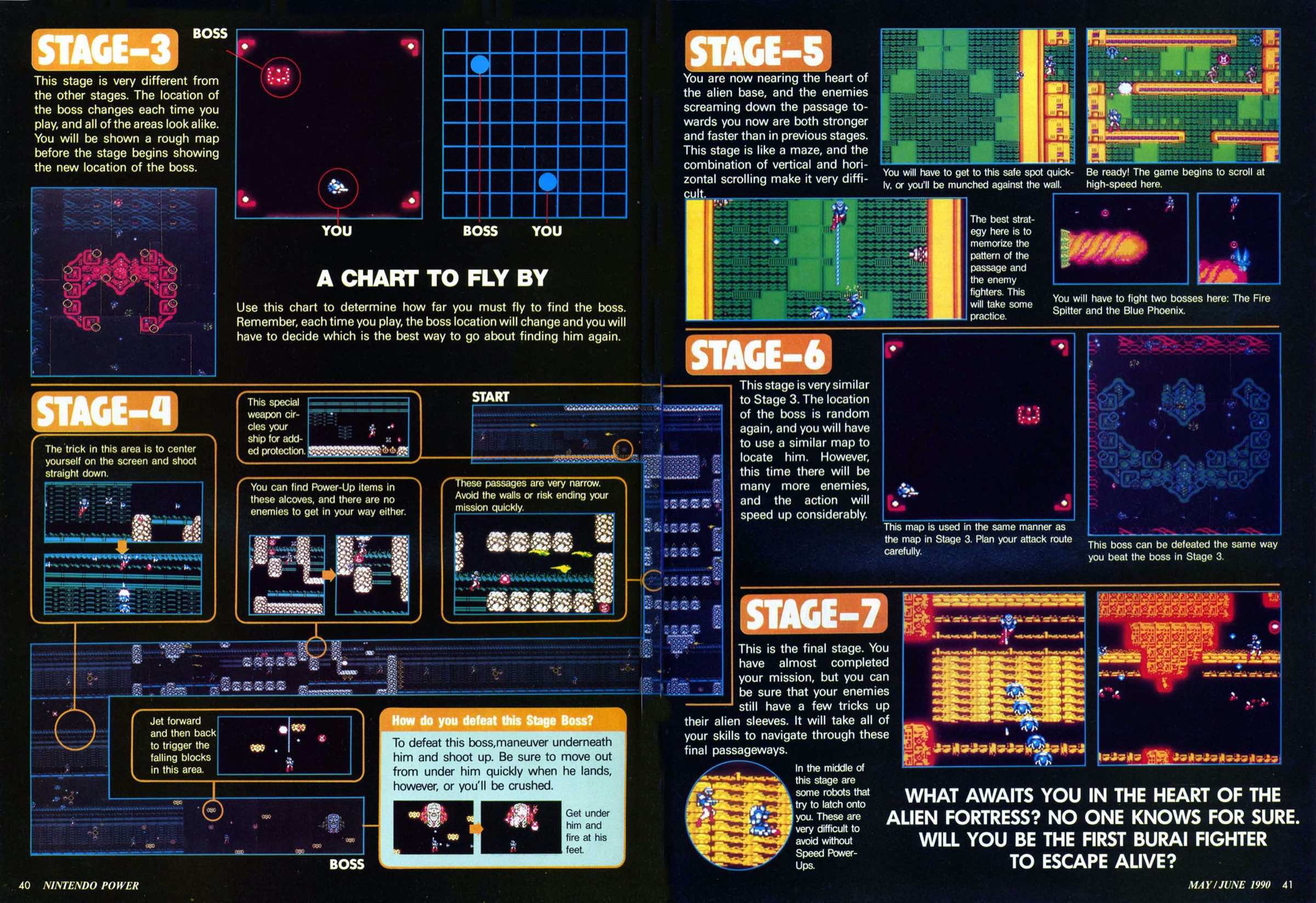 Nintendo Power | May June 1990 | p040-041