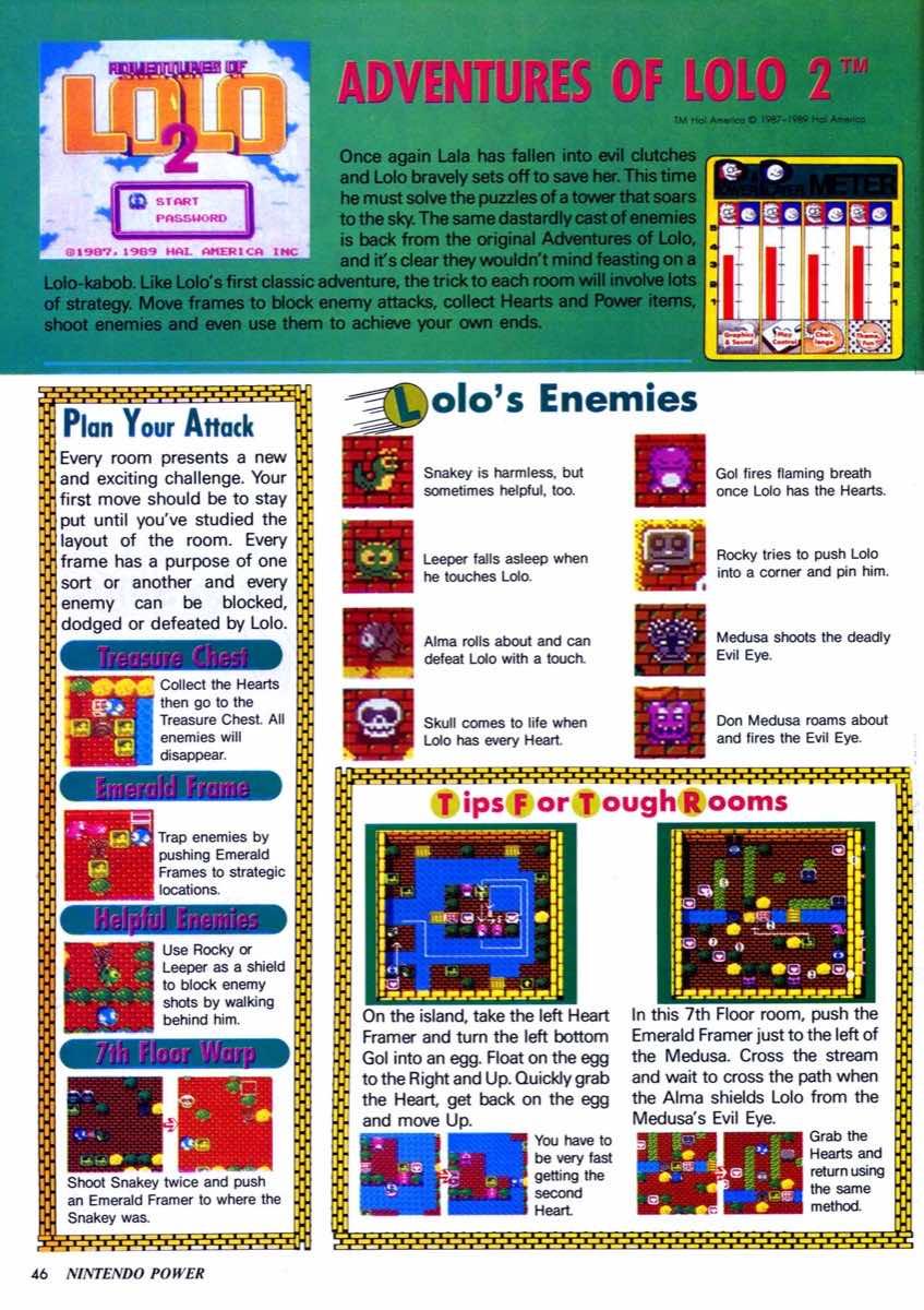 Nintendo Power | May June 1990 | p046