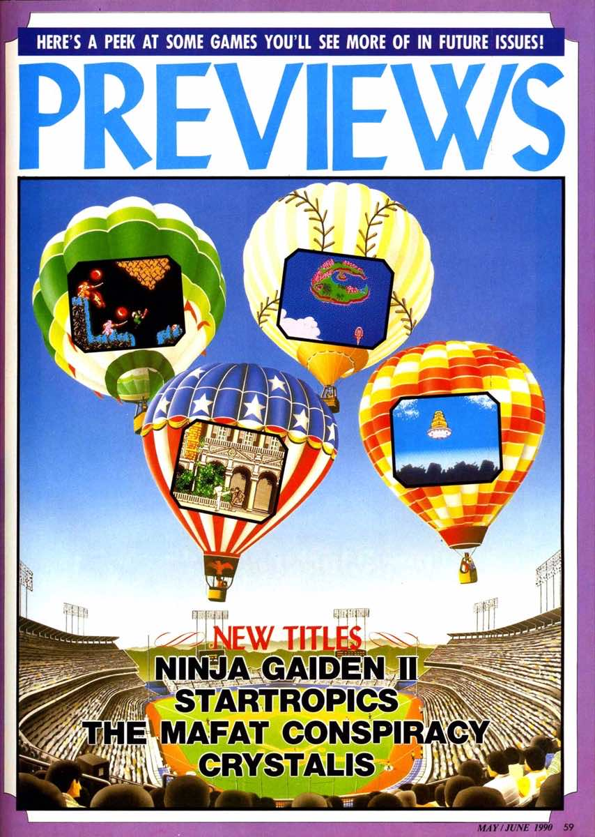 Nintendo Power | May June 1990 | p059