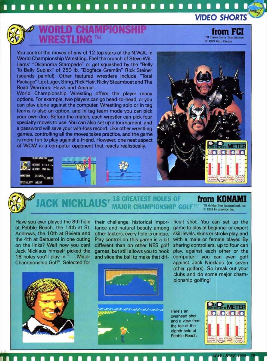 Nintendo Power | May June 1990 | p079