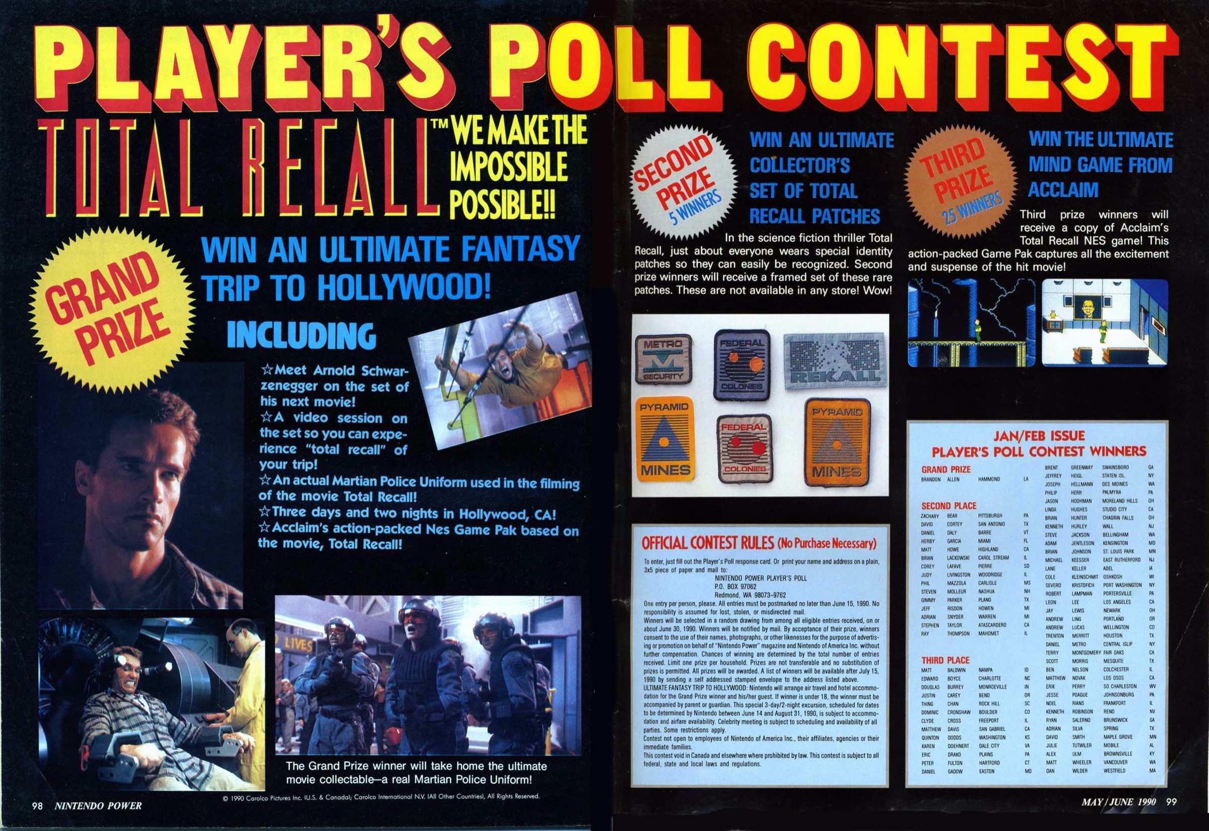 Nintendo Power | May June 1990 | p098-099