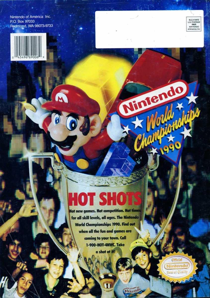Nintendo Power | May June 1990 | p100