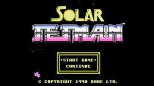 Solar Jetman (NES) Game Hub