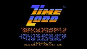Time Lord (NES) Game Hub