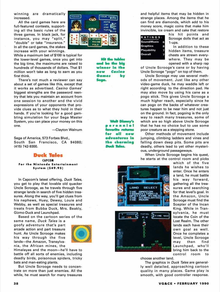 VGCE | February 1990 p-038