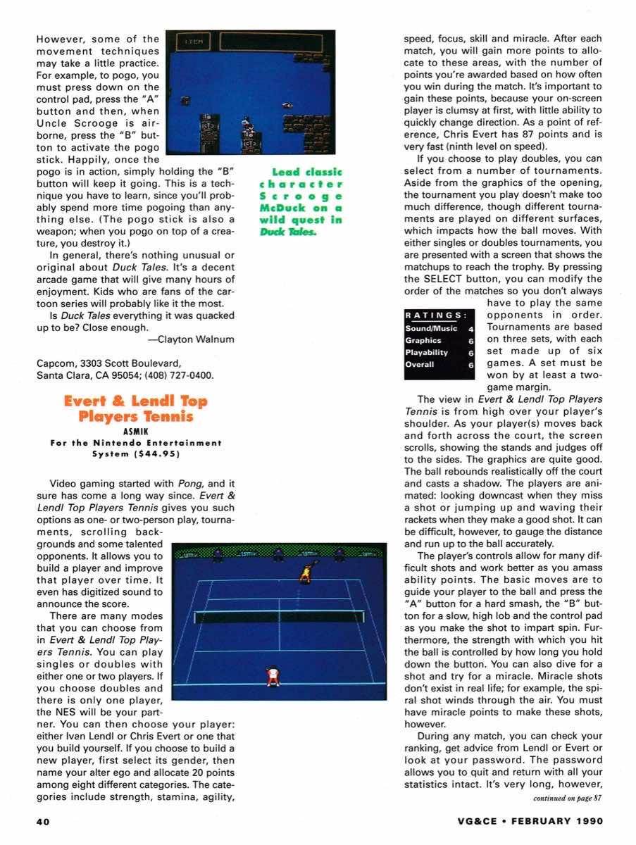 VGCE | February 1990 p-040