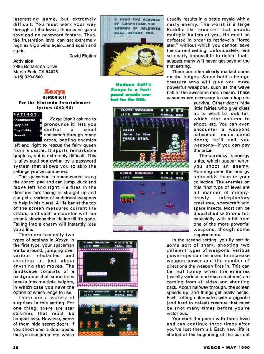 VGCE   May 1990 p-036
