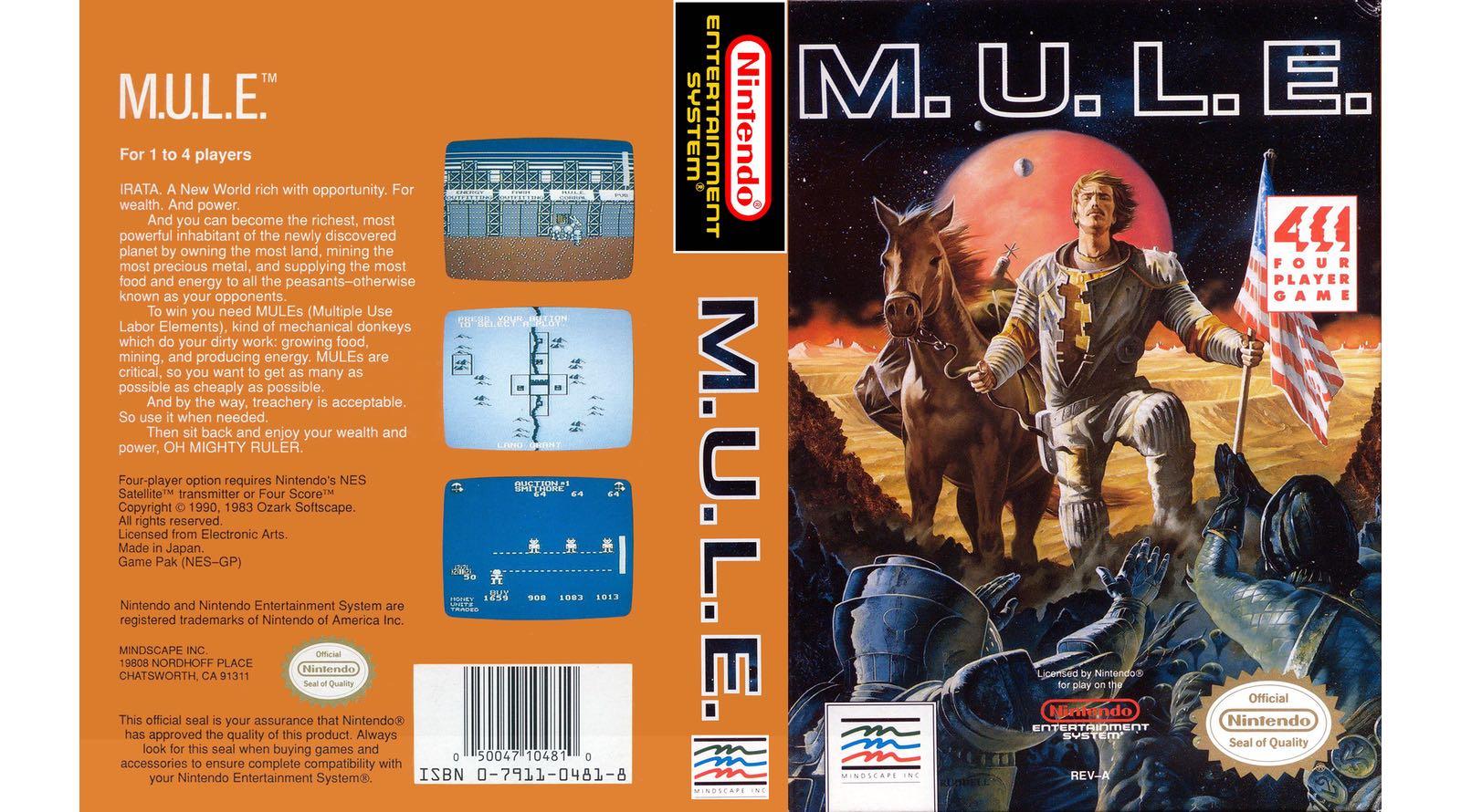 feat-mule