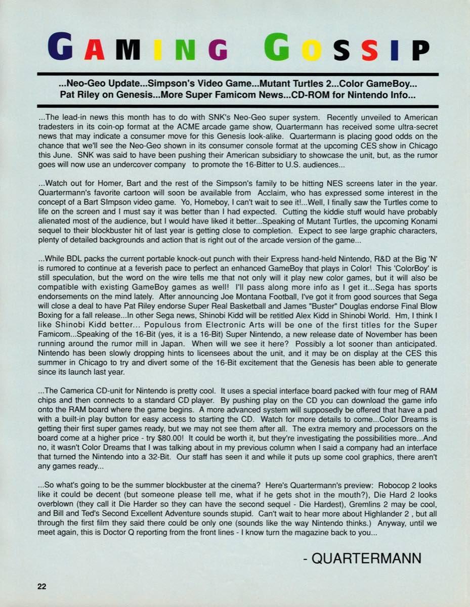 EGM | June 1990 p-22