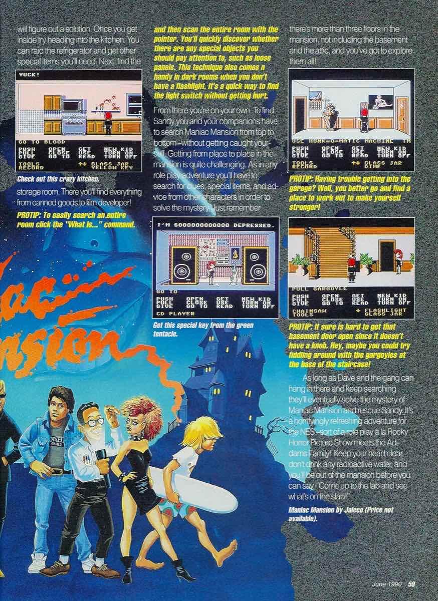 GamePro | June 1990 p-059