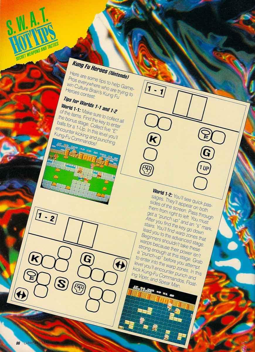 GamePro | June 1990 p-086