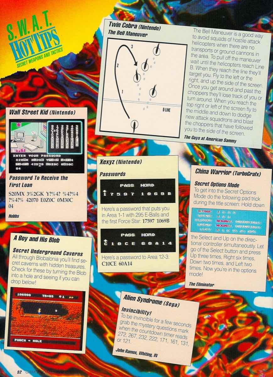 GamePro   June 1990 p-092