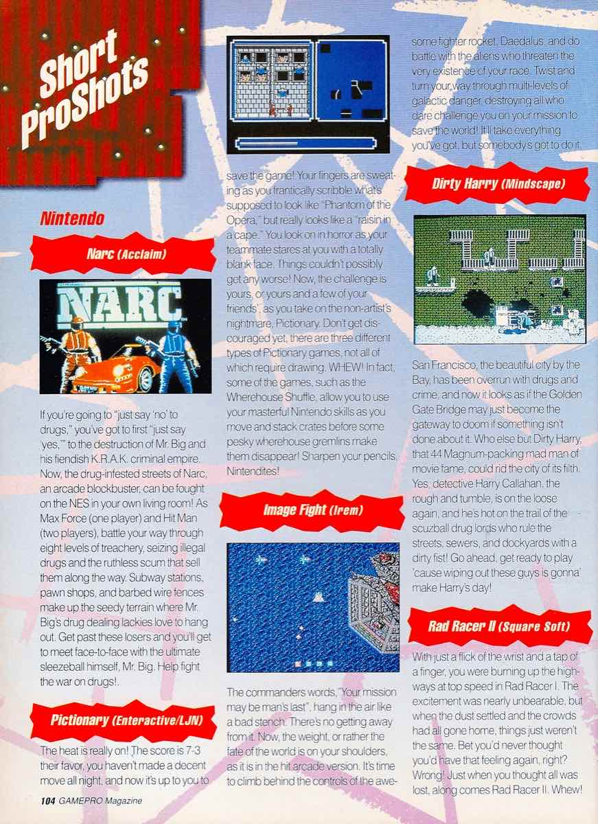 GamePro | June 1990 p-104