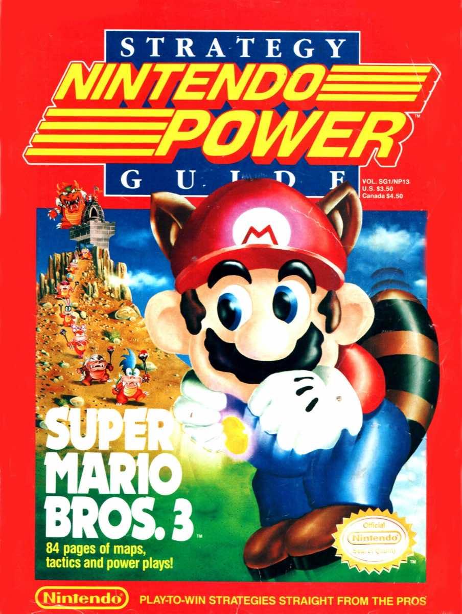 Nintendo Power   June 1990 p-01