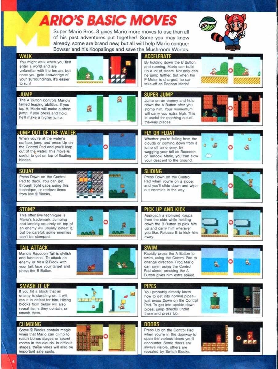 Nintendo Power   June 1990 p-04