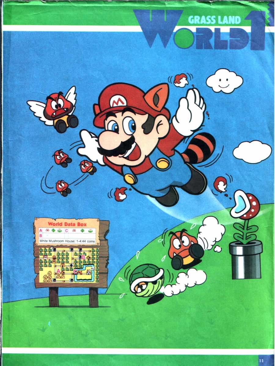 Nintendo Power   June 1990 p-11