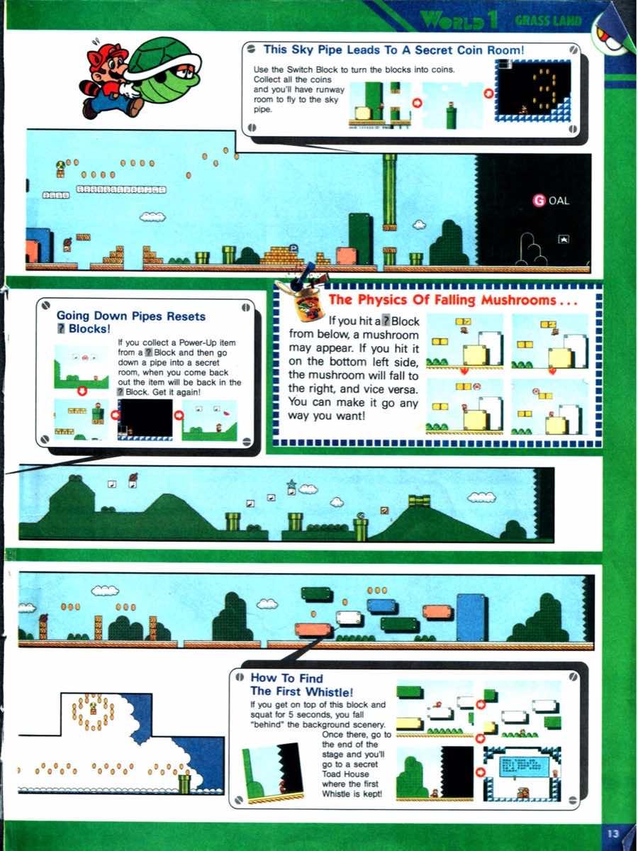 Nintendo Power   June 1990 p-13