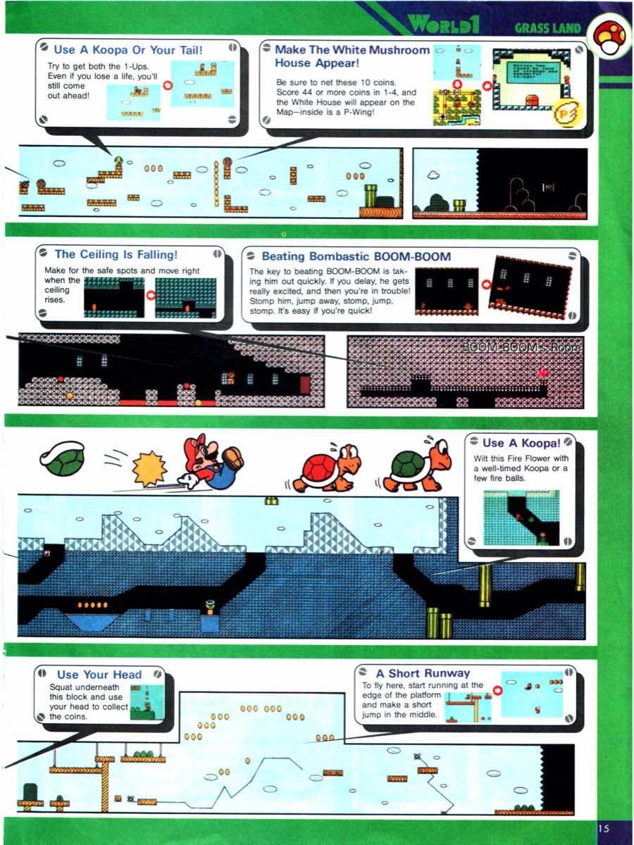 Nintendo Power   June 1990 p-15