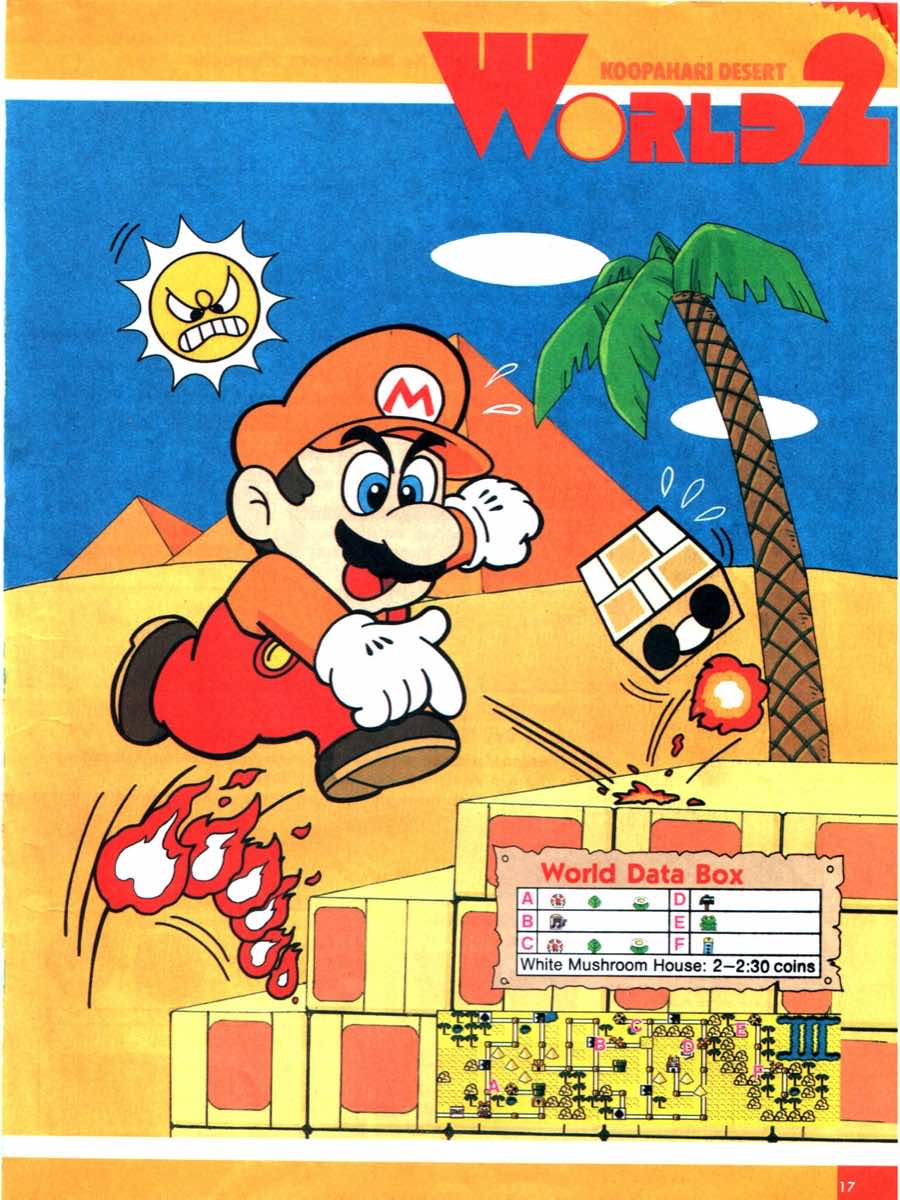 Nintendo Power   June 1990 p-17