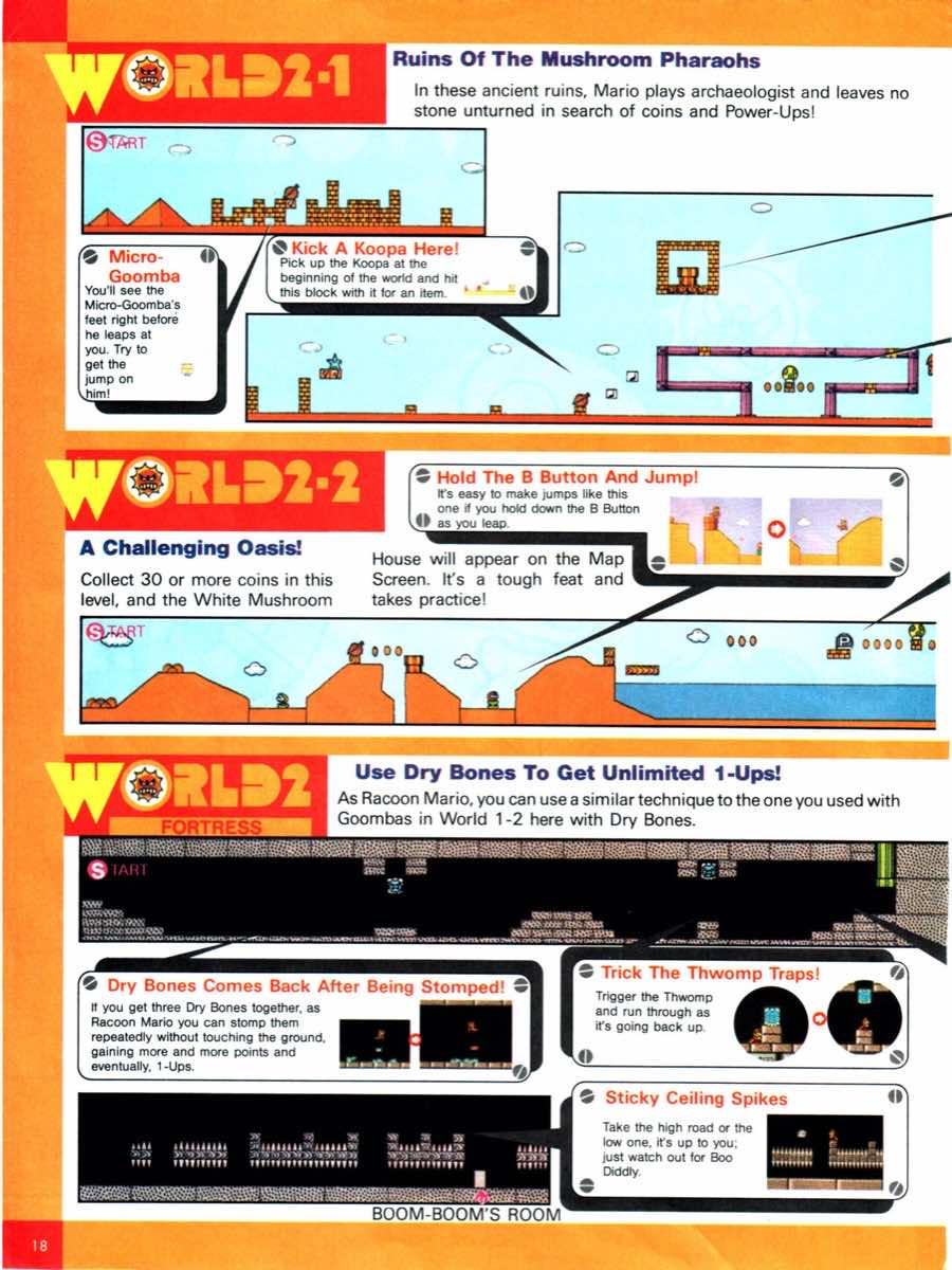 Nintendo Power   June 1990 p-18