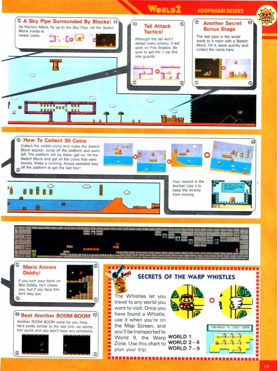 Nintendo Power   June 1990 p-19