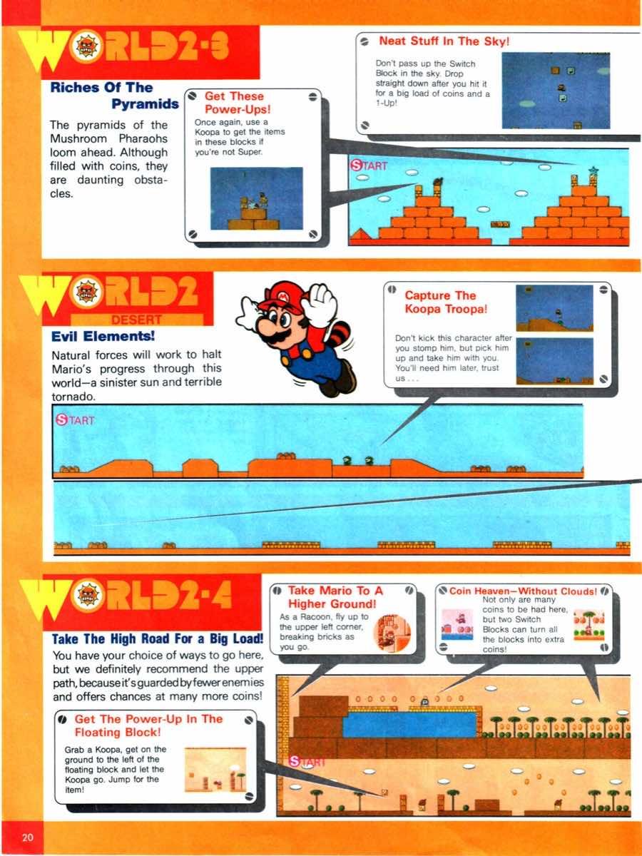 Nintendo Power   June 1990 p-20