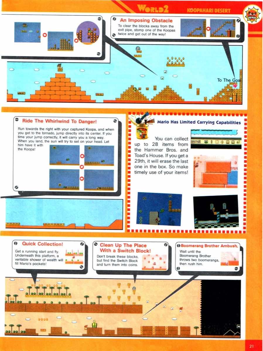 Nintendo Power   June 1990 p-21