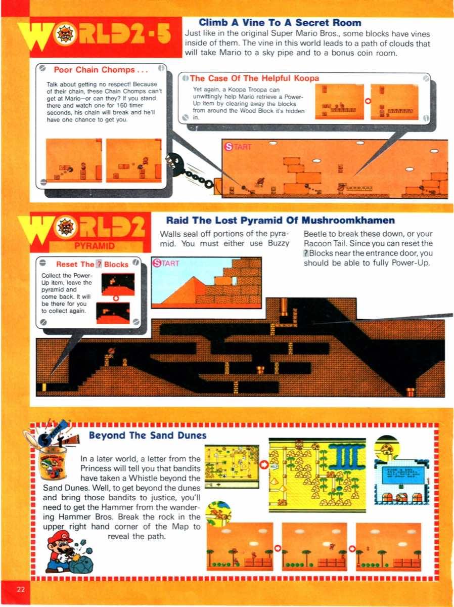Nintendo Power   June 1990 p-22