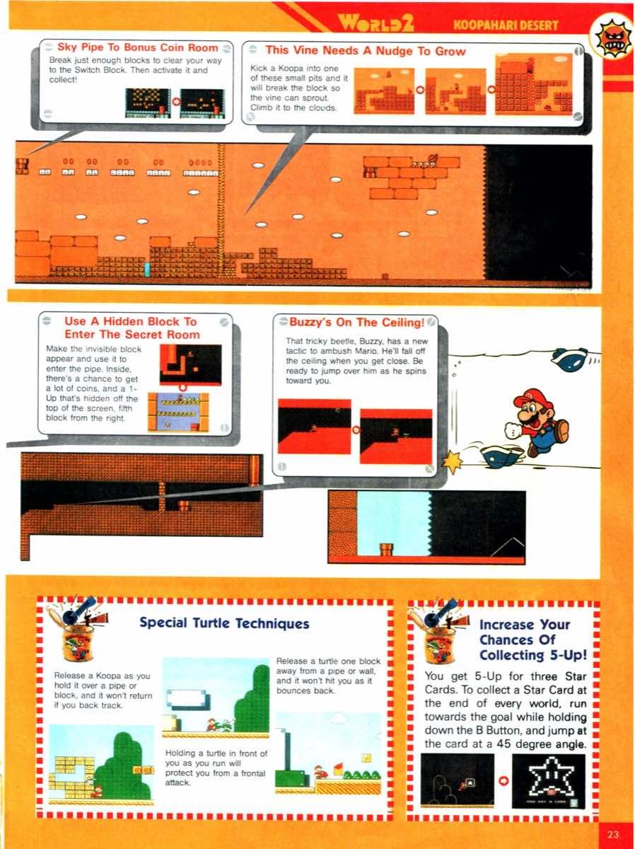 Nintendo Power   June 1990 p-23