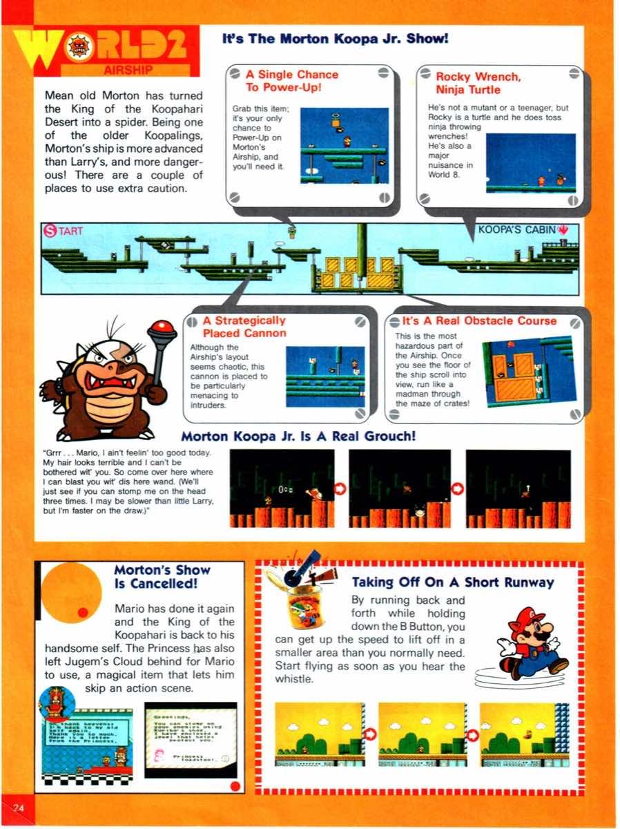 Nintendo Power   June 1990 p-24