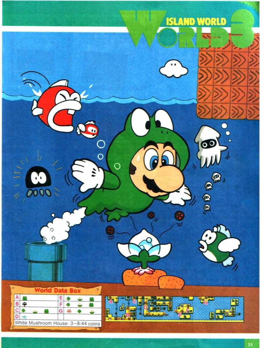 Nintendo Power   June 1990 p-25