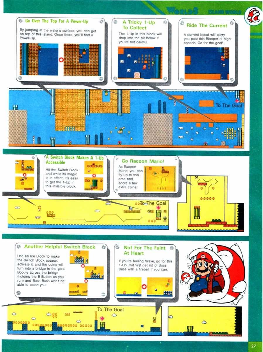 Nintendo Power   June 1990 p-27