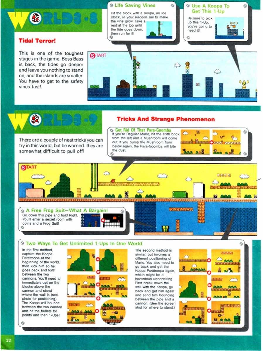 Nintendo Power   June 1990 p-32