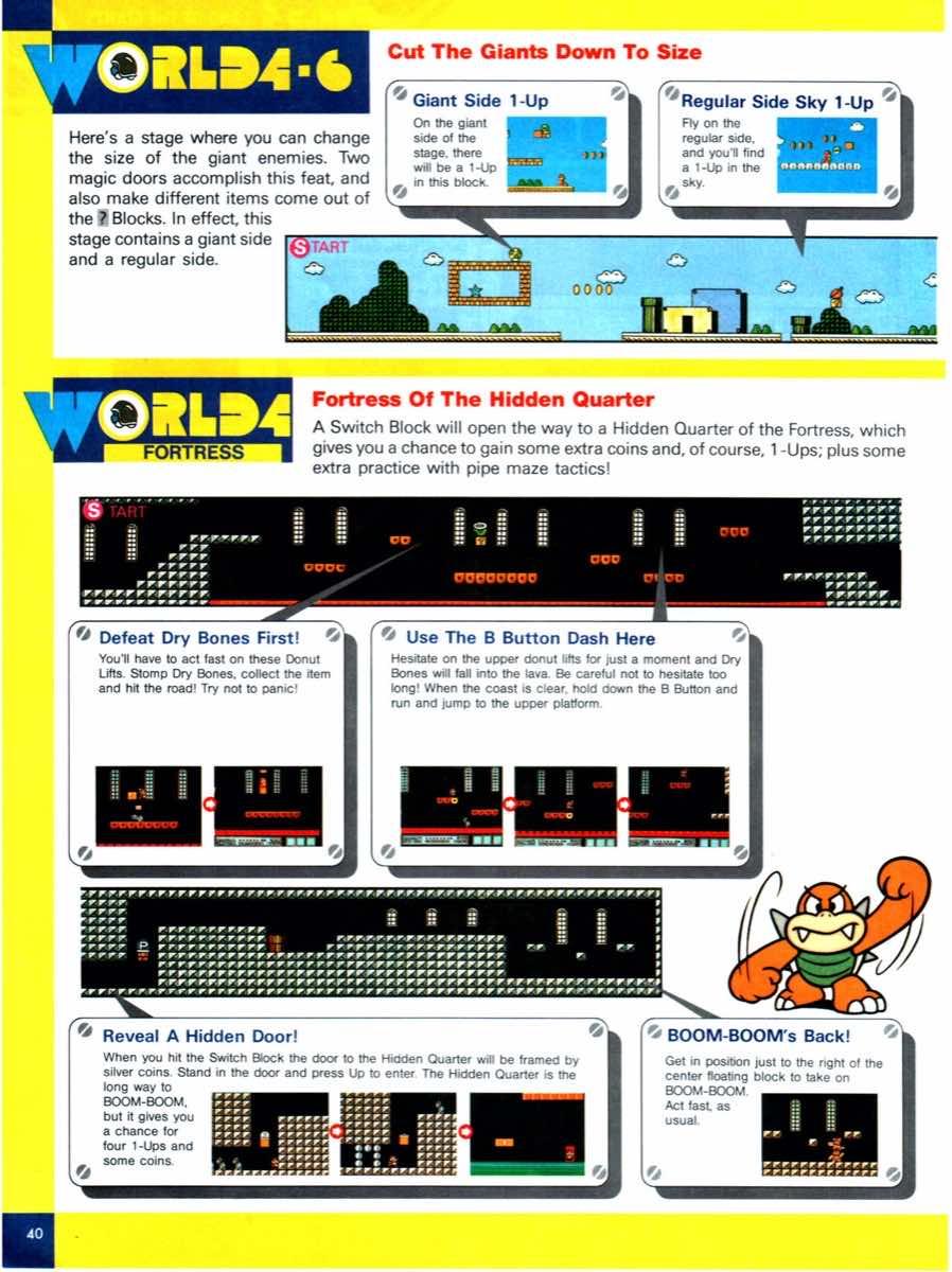 Nintendo Power   June 1990 p-40