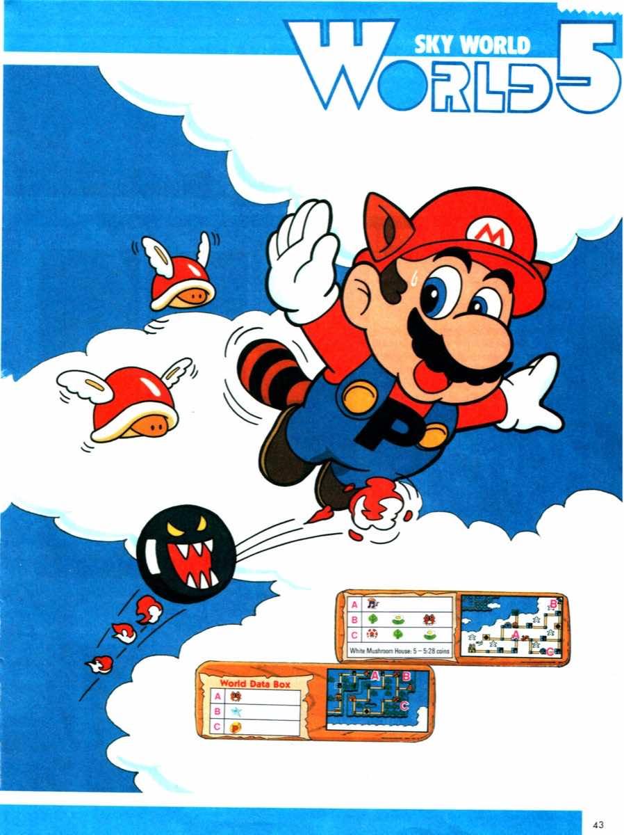 Nintendo Power   June 1990 p-43
