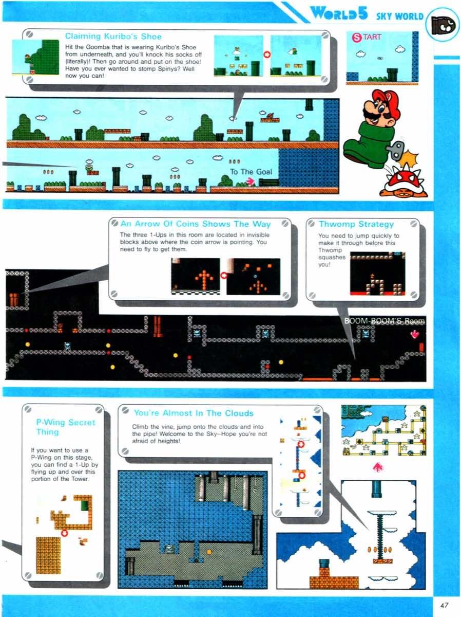 Nintendo Power   June 1990 p-47