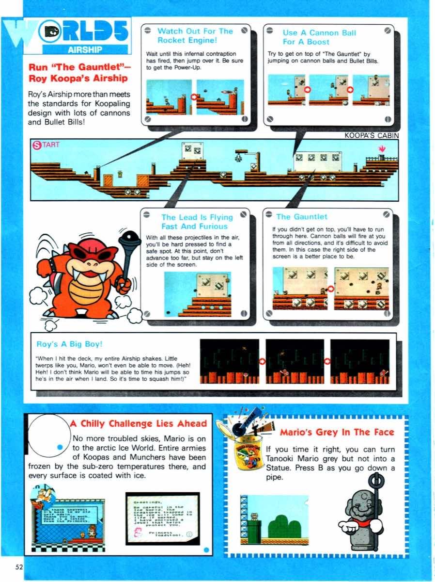 Nintendo Power   June 1990 p-52