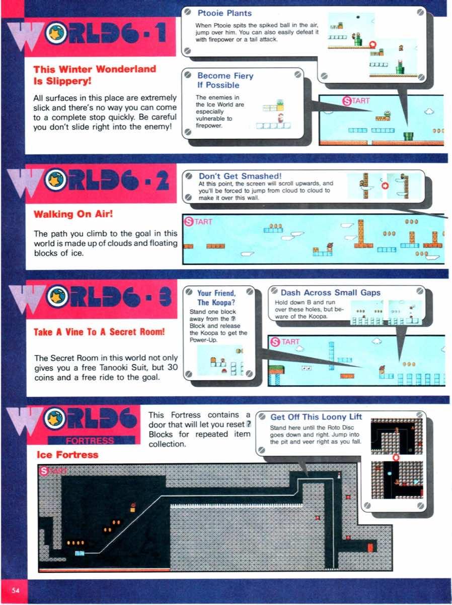 Nintendo Power   June 1990 p-54