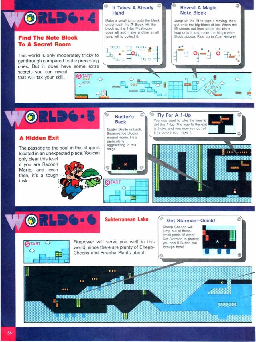 Nintendo Power   June 1990 p-56
