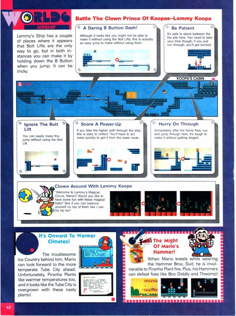 Nintendo Power   June 1990 p-62