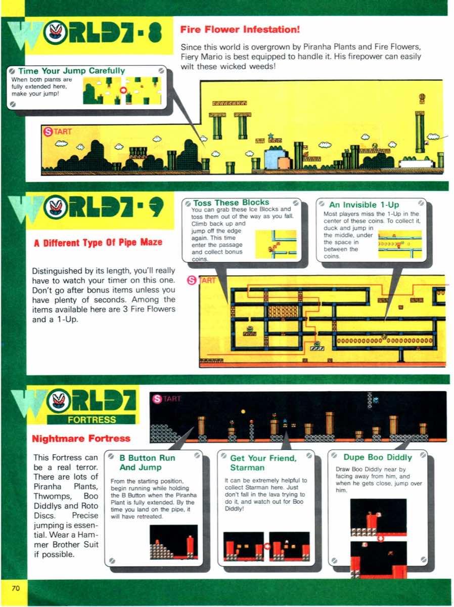 Nintendo Power   June 1990 p-70