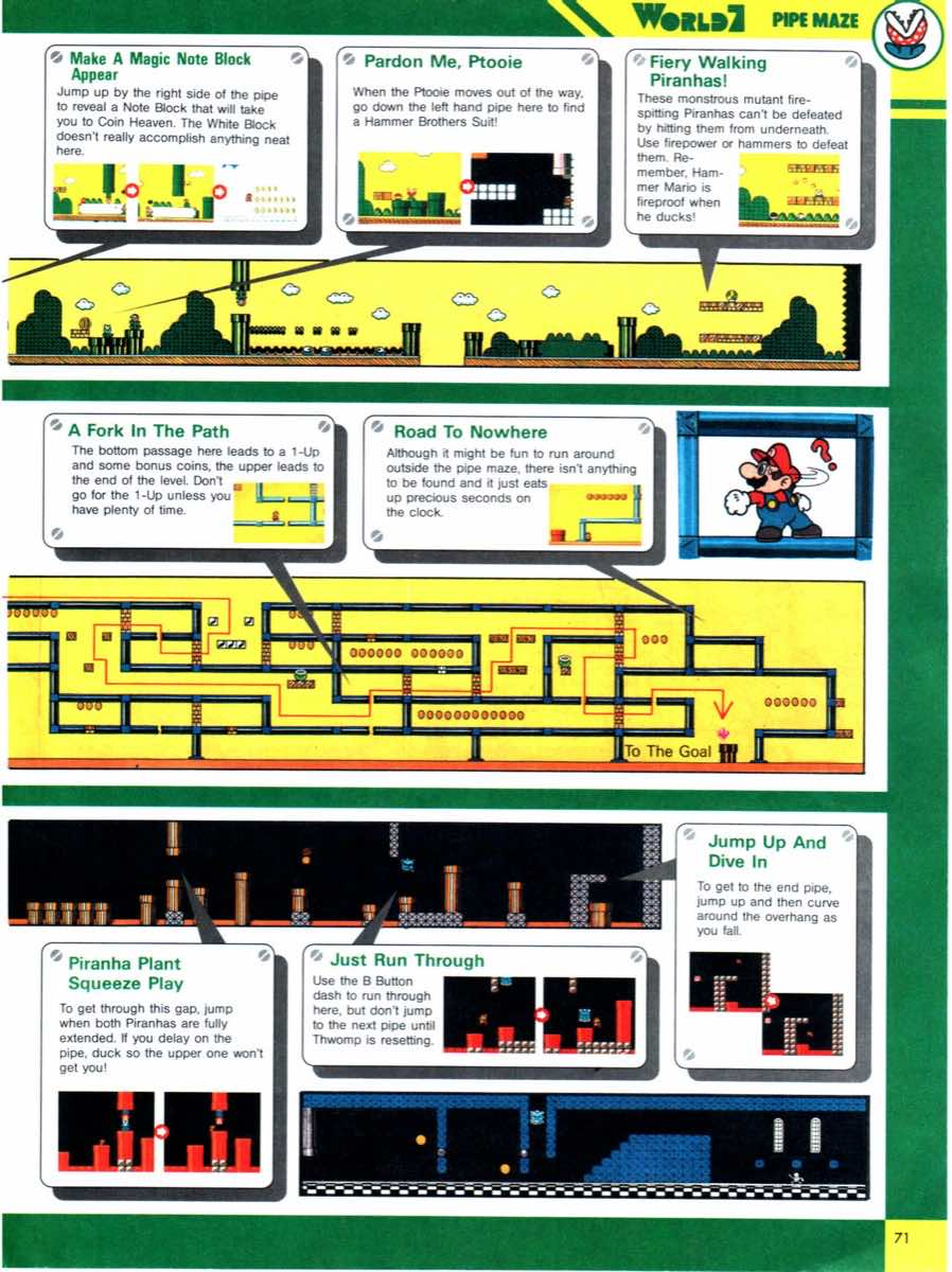 Nintendo Power   June 1990 p-71