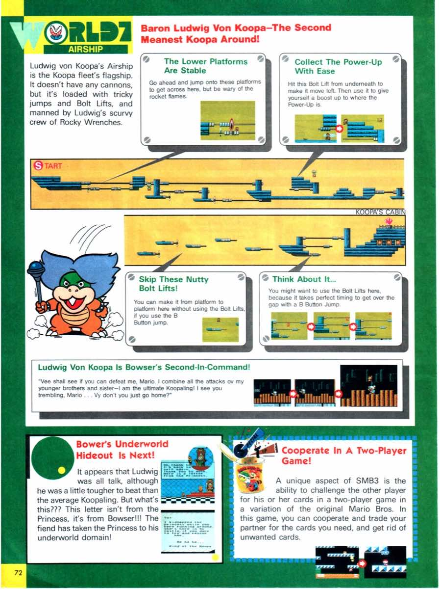 Nintendo Power   June 1990 p-72