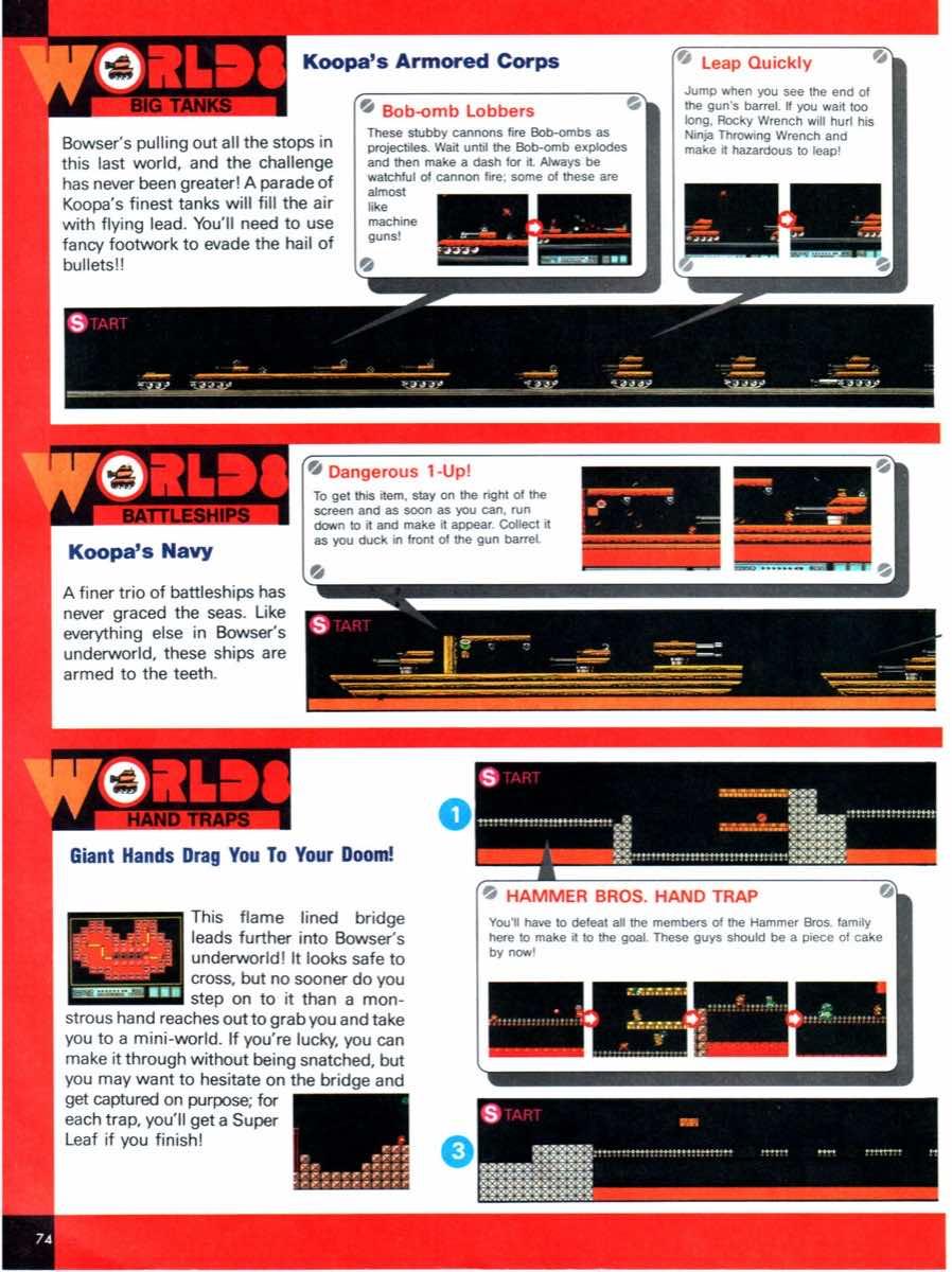 Nintendo Power   June 1990 p-74