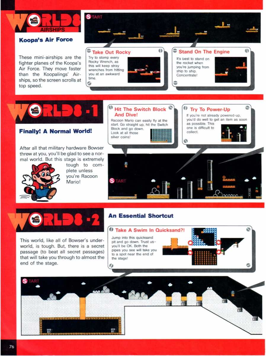 Nintendo Power   June 1990 p-76