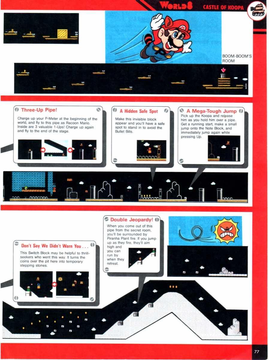 Nintendo Power   June 1990 p-77