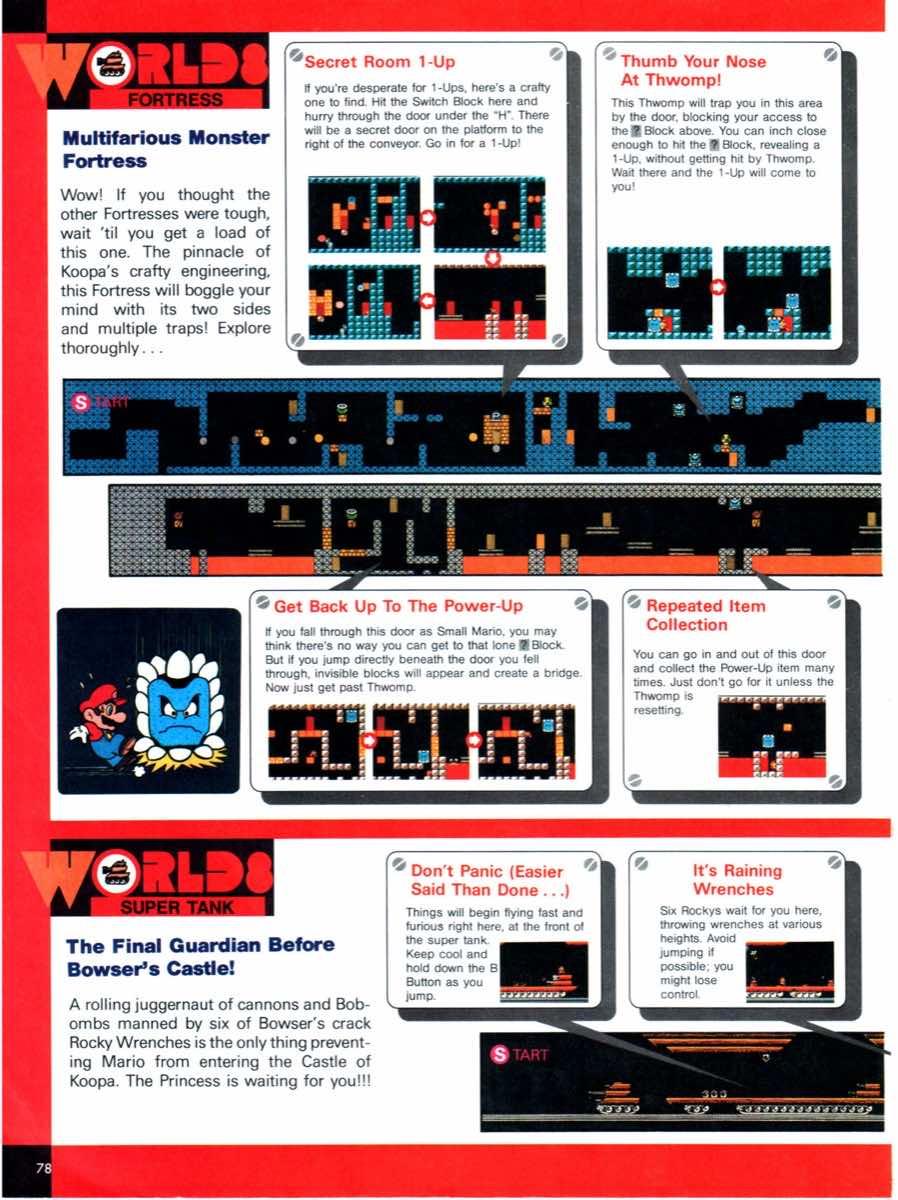 Nintendo Power   June 1990 p-78