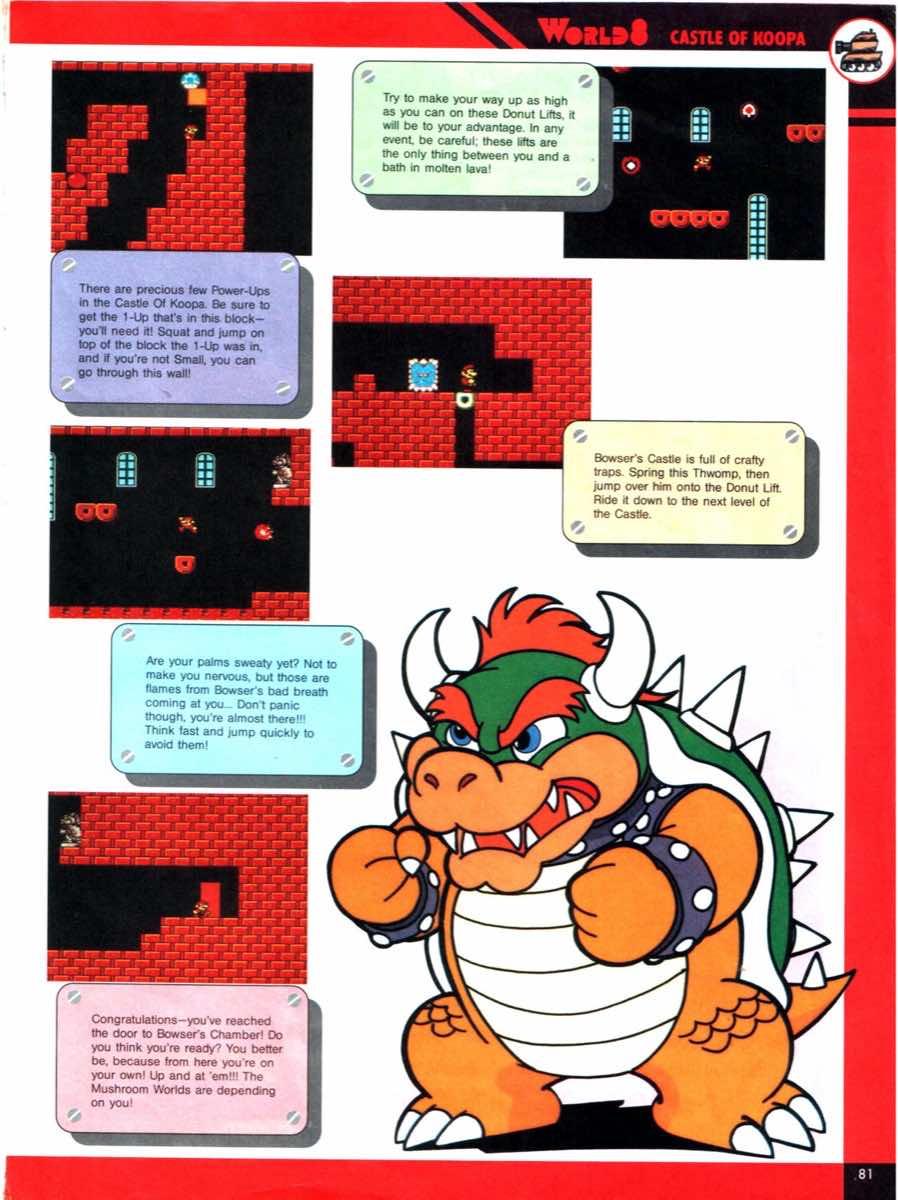 Nintendo Power   June 1990 p-81